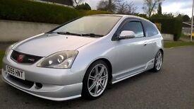 2005 HONDA CIVIC TYPE R EP3 PREMIER EDITION ,,great car