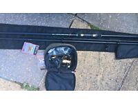 Dynamo Carp Rod & Reel Brand New