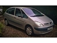 Citroen Xsara Picasso - Re advertised due to timewaster.