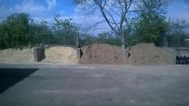 SAND / GRAVEL / CEMENT / DOLOMITE / BUILDING MATERIALS. / BRICKS / SHARP SAND / AGGREGATES