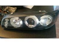 Classic Impreza headlights