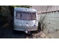 1995 elddis vouge 416/30se caravan