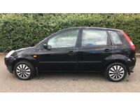 CHEAP DIESEL FORD FIESTA 5 DOOR 1.4L TDCI (2004) year mot reliable family car