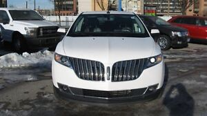 2013 Lincoln MKX 4D Utility AWD