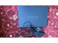 Sony Vaio Laptop 13.5 Inch only £39.90 for quick sale