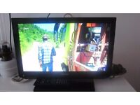 Toshiba 19EL833B 19-inch Widescreen HD Ready LED TV with Freeview