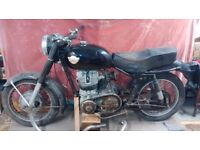 Royal Enfield Meteor Minor 500 twin