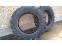 Old Ferguson tyres 12.4/11/28