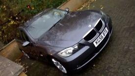 BMW 2006, 320i SE, 10 months MOT, no advisories,Excellent runner, Body work very good, £2000 ONO.