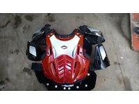 KIDS MOTOCROSS BODY ARMOUR