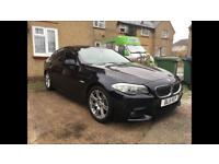 BMW 520D 5 SERIES 2.0 M SPORT FULLY LOADED! FACELIFT!