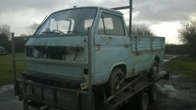 VW T25 Pick Up