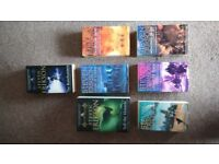 Steven Erikson books, excellent condition.