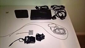 talktalk tv box, wifi unit remote and cables £20 or near offer