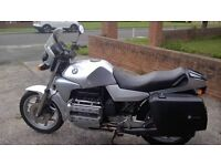 BMW K100 1984 - Great Condition & Low Mileage for Year. (54,000) Some Service History. MOT August