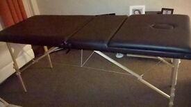 Beauty Bed (Black) £50 excellent condition