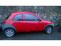 Ford Ka Excellent condition, low milage, cheap insurance, Ideal run around.