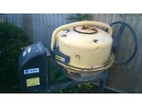 100 L electric cement mixer for sale