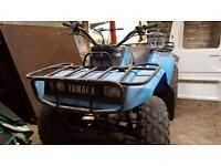 Yamaha yfm 225 1986 farm quad rare
