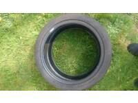 Michelin pilot sport tyre x1