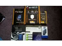 Screen protectors x 6 - NEW & Sealed