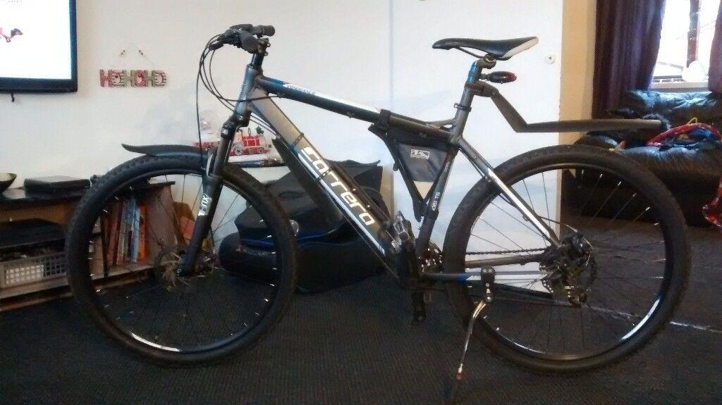 Carrera vengance mens mountain bike