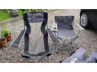 Foldable Picnic / Festival chairs