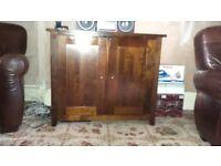 Stylish Living Room Side Cabinet