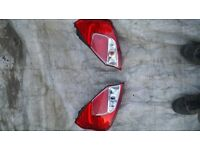 Ford fiesta back lights 2014 to 2017