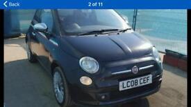 Fiat 500 diesel, 1.2, sport, 82k mete