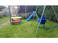 Childrens outdoor plays
