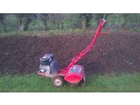 Rotavator Garden Tools Gardening Mower