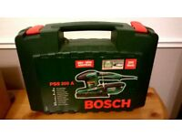 BOSCH electric sander for sale