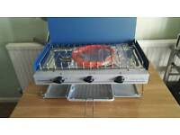 CAMPING CHEF COOKER AND GRILL