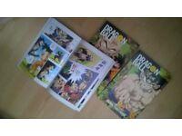 Dragonball Z Manga