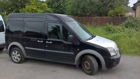 Ford Transit connect hightop ex taxi 2007 RECENT REPLACEMENT ENGINE