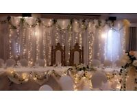 Marquee event hire with all the trimmings