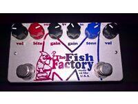 Menatone.The Fish Factory Dual Overdrive