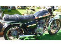 Honda CM200T Project Bike Cafe Racer Tracker Bobber
