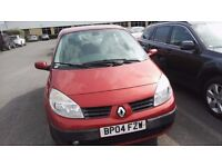 Renault Scenic 1.5 dCi Expression 5dr - £850