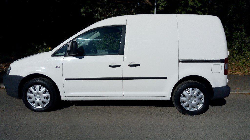 Volkswagen Caddy C20 plus SDI private (no vat)