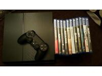 Playstation 4 .11 games