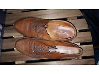 Russell and Bromley Brogue shoe