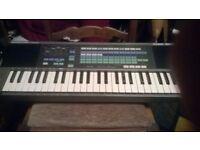 Used Casio SK-200 Sampling Keyboard