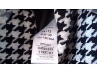 REDUCED Ladies M and S coat