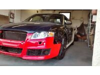 Car Body Repairs - Spraypainting - Modifying