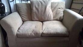 Small 2-seater sofa
