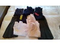 Bundle of girls school uniform