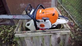 Sthil ms441 chainsaw