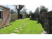 Garden landscaping, design, maintenance